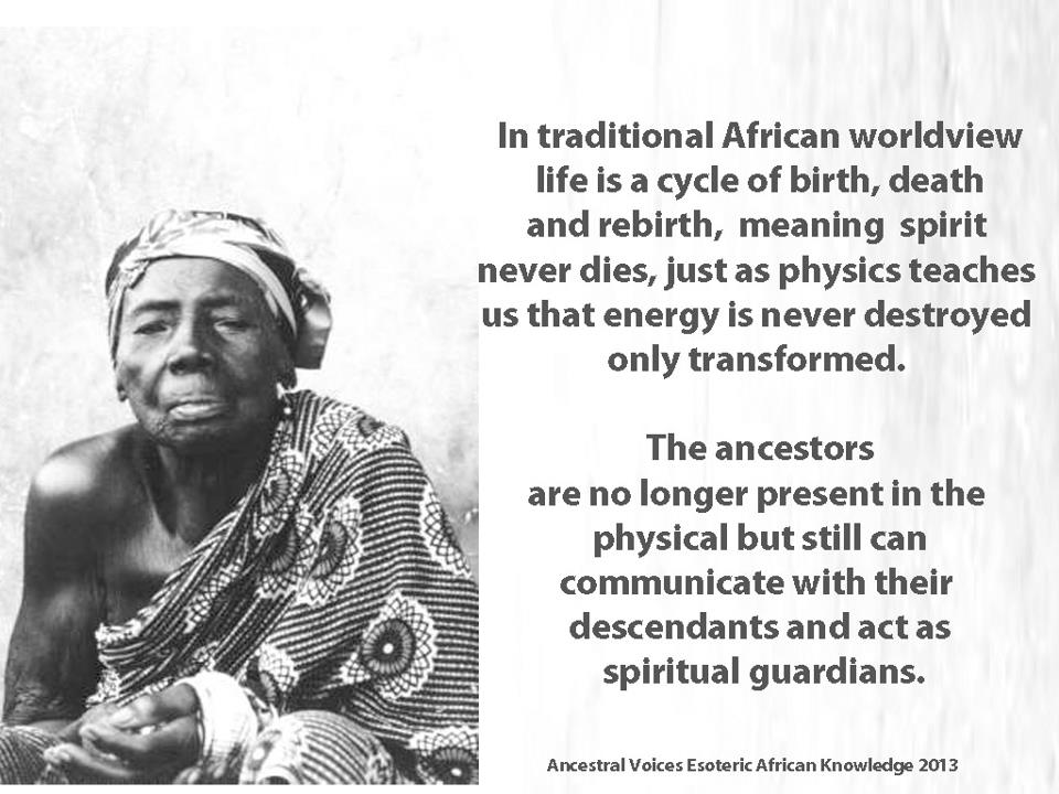Traditional African Worldview