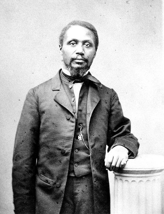BLACK HISTORY FACT: Robert Morris